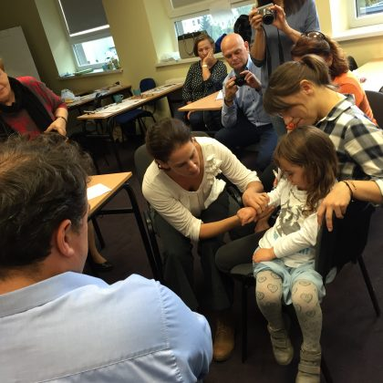Pediatric Tuina in Wroclaw – October 2019